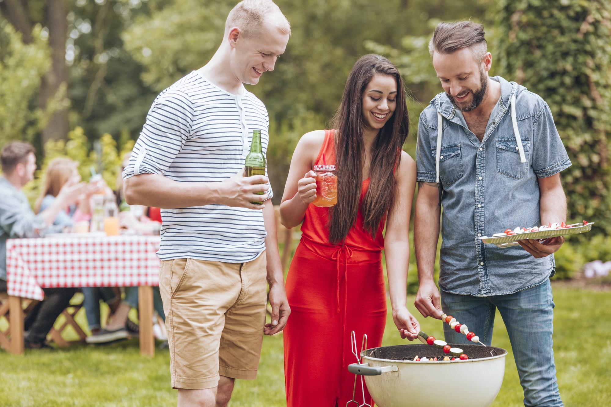 Perfect Beer Pairings for Grilling in the Summer
